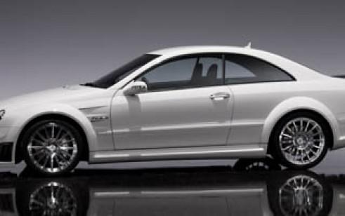 2008 Mercedes Benz CLK Class 6.3L AMG Black Series