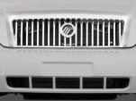 2008 Mercury Grand Marquis 4-door Sedan LS Grille