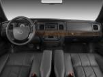 2008 Mercury Grand Marquis 4-door Sedan LS Dashboard