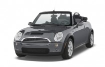 2008 MINI Cooper Convertible 2-door S Angular Front Exterior View