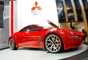 Mitsubishi Lines Up Plug-In Hybrid, 500 HP Evolution Model