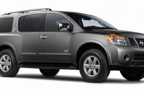 2008 nissan armada vs chevrolet tahoe dodge durango ford expedition toyota sequoia the car. Black Bedroom Furniture Sets. Home Design Ideas