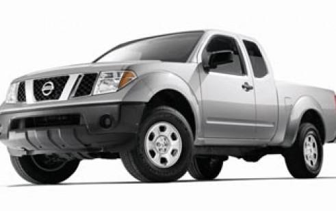2008 Nissan Frontier XE