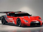 2008 Nissan GT-R GT500 Super GT race car