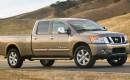 2008 Nissan Titan pickup truck
