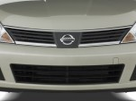 2008 Nissan Versa 4-door Sedan Auto S Grille