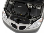 2008 Pontiac G6 4-door Sedan GT Engine