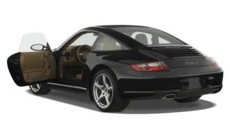 2008 Porsche 911 Carrera 2-door Targa 4 Open Doors