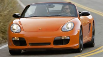 2008 Porsche Boxster Limited Edition