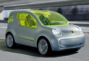 2008 Renault Z.E. concept
