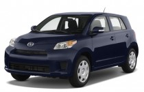 2008 Scion xD 5dr HB Man (Natl) Angular Front Exterior View