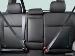 2008 Subaru Forester 4-door Auto XT Ltd Rear Seats