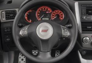 2008 Subaru Impreza 5dr Man STI Steering Wheel