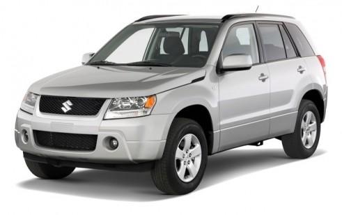 2008 Suzuki Grand Vitara 4WD 4-door Auto XSport w/Snrf Angular Front Exterior View