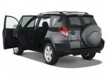 2008 Toyota RAV4 FWD 4-door 4-cyl 4-Spd AT Sport (Natl) Open Doors