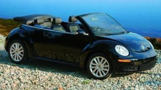 2008 Volkswagen New Beetle Convertible S
