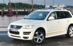VW updates Touareg engine range, adds 'North Sails' special edition