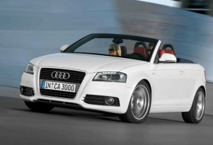 Audi Drops Top on A3 Cabriolet