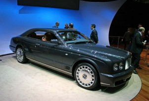 Bentley Drifts Back to Top Tier
