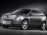 2008 Cadillac Provoq Concept,  Detroit Auto Show