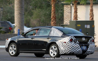 New Chevy Malibu, CTS Coming to Detroit