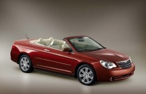 2008 Chrysler Sebring Convertible
