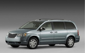 2008 Chrysler Town & Country, Voyager, Dodge Grand Caravan: Recall Alert