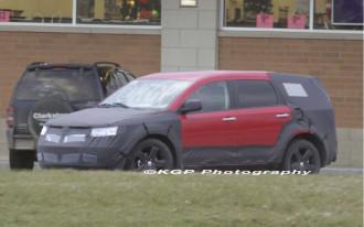 Chrysler Out of Short Minivans?