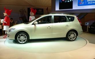 Hyundai Reaches with i30cw
