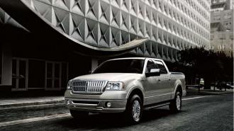 2008 Lincoln Mark LT