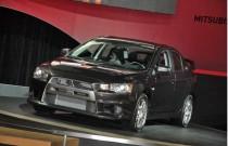 2008 Mitsubishi Lancer Evo