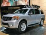 2008 Nissan Armada, Chicago Auto Show