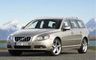 Volvo V70 Ready for Geneva Debut