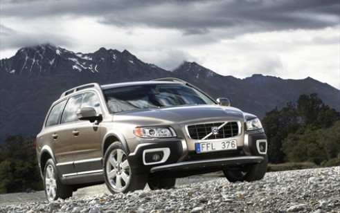 2008 volvo xc70 vs subaru outback acura mdx the car connection. Black Bedroom Furniture Sets. Home Design Ideas