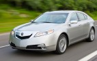 Acura adds manual gearbox to 2010 TL