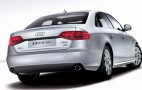 Audi Introduces Long Wheelbase A4L In China