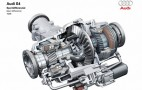 ARIS DEBUT FOR AUDI S4 WITH 30 PER CENT CO2 REDUCTION