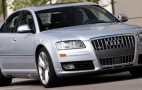 Audi S8 Has Highest Theft Rate In The Country… But There's A Catch