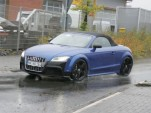 2009 Audi TT-RS Cabrio