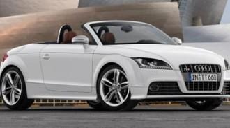 2009 Audi TTS Prem