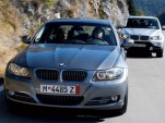 2009 BMW 335d and X535d