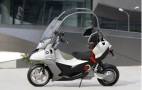 BMW Unveils C1-E All-Electric Scooter Study