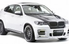 Hamann boosts performance of BMW's X6 range