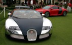 Bugatti Experiments With All-Electric Supercar Based on Audi E-Tron