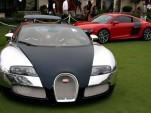 Bugatti Experiments With All-Electric Supercar Based on Audi E-Tron