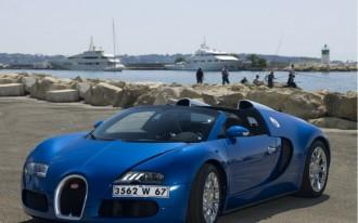 Bugatti Veyron 16.4 Grand Sport: More Photos