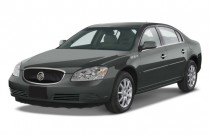 2009 Buick Lucerne 4-door Sedan CXL Angular Front Exterior View