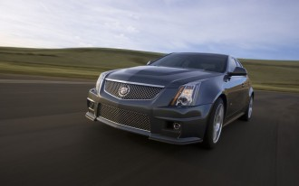 Smackdown Alert: Cadillac CTS-V Does 60 in 3.9