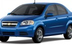 2009 Chevrolet Aveo: Small, Cheerful, Green