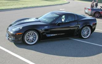 2009 Chevrolet Corvette ZR1: First Drive